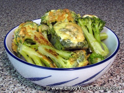 Fried Broccoli Side Dish