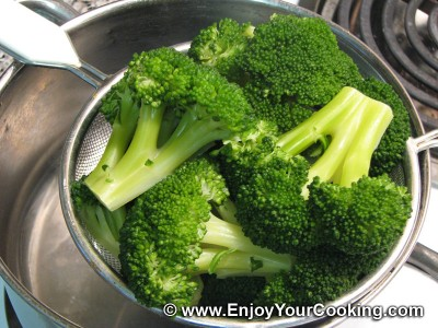 Fried Broccoli Recipe: Step 4
