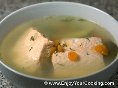 Russian Fish Soup (Uha)