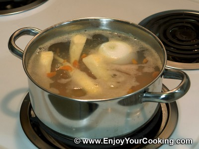 Russian Fish Soup Recipe: Step 3