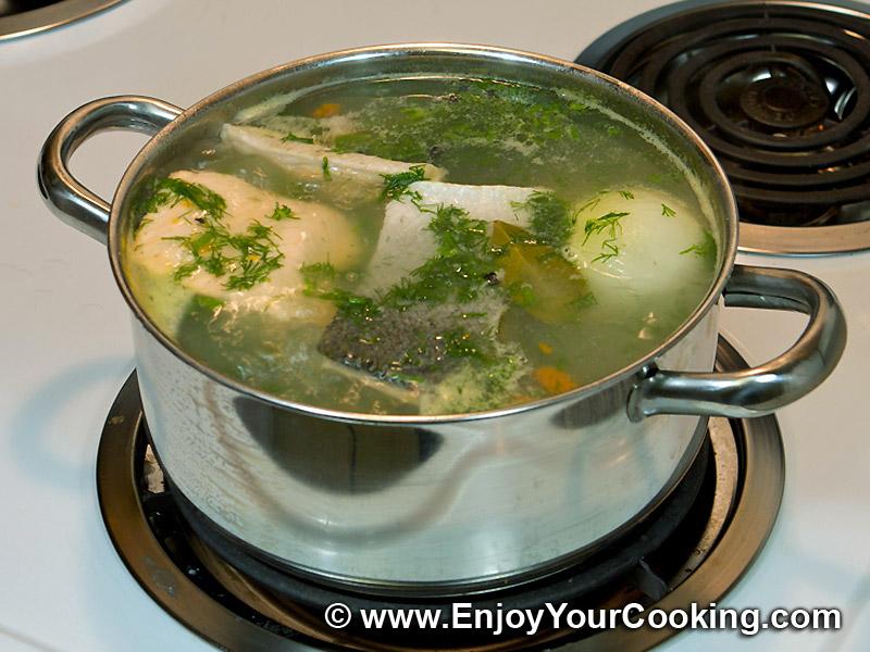Russian Fish Soup (Uha) Recipe My Homemade Food Recipes & Tips @EnjoyYourCooking