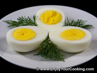 How to Make Hard Cooked Eggs