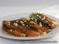 Fast Salted Salmon