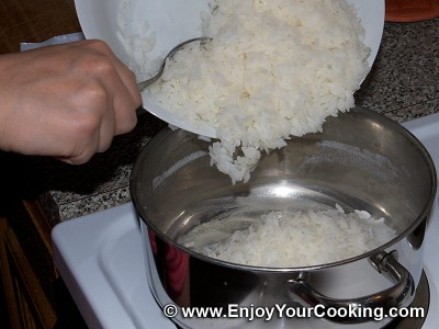 Boiled Rice Recipe: Step 6