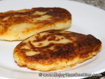 Potato Cakes in Tomato-Mushroom Sauce Recipe: Step 7