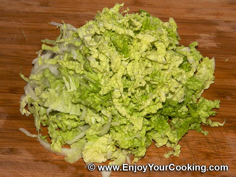 Салат с кальмаром консервированнымы фото