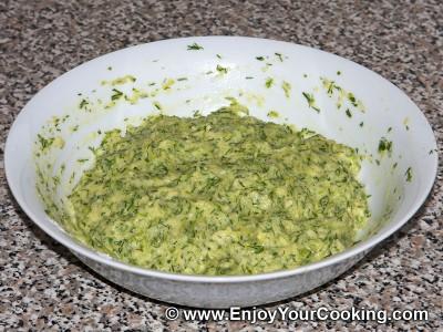 Zucchini Pancakes Recipe: Step 4