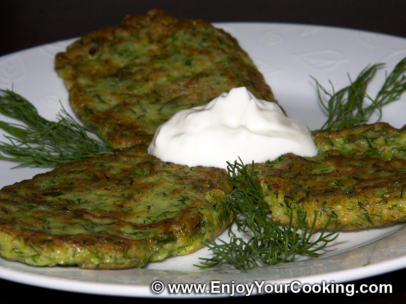 Zucchini Pancakes (Summer Squash Pancakes) | Recipe | My Homemade Food ...