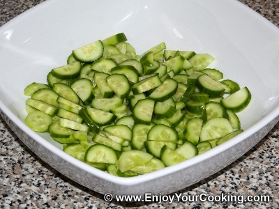 Greek Salad Recipe: Step 2