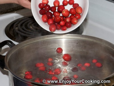 Apple & Cranberry Kompot Recipe: Step 3