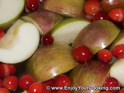 Apple & Cranberry Kompot Recipe: Step 5