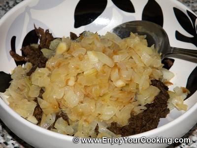 Lenten Borscht with Mushroom Dumplings Recipe: Step 8