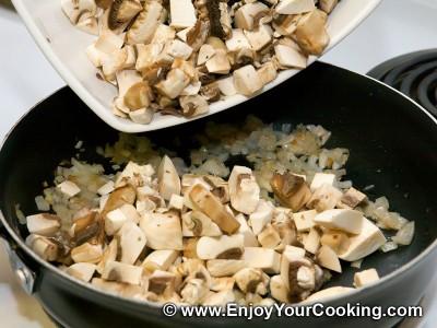 Cream of Mushroom Sauce Recipe: Step 3