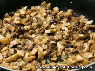 Cream of Mushroom Sauce Recipe: Step 4