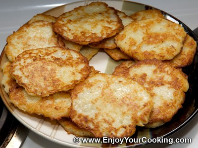 Deruny (Potato Pancakes) Recipe: Step 8