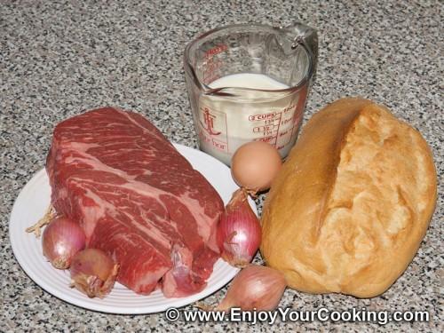 Фарш говядина курица что приготовить
