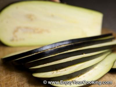 Eggplant Rolls Recipe: Step 2