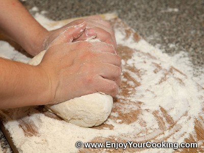How to Prepare Dough for Dumplings: Step 6