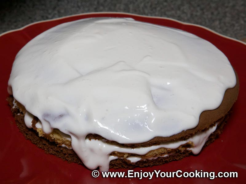 White Cake Recipe Without Sour Cream