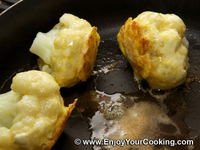 Fried Cauliflower Florets Recipe: Step 10
