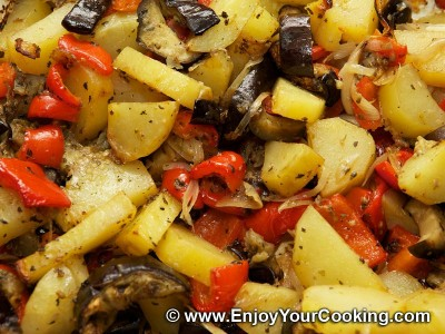 Potato Roast with Vegetables Recipe: Step 11
