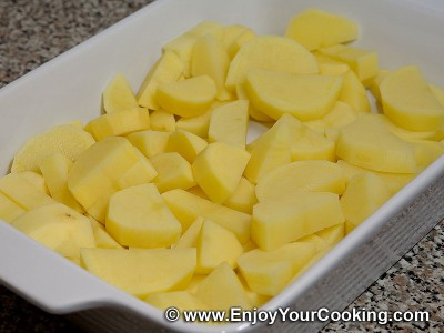 Potato Roast with Vegetables Recipe: Step 2