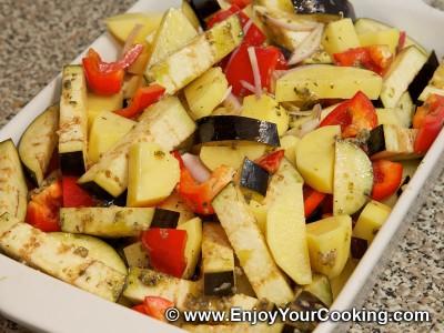 Potato Roast with Vegetables Recipe: Step 9