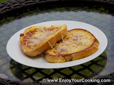 French Toasts with Cheese