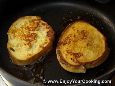 French Toasts with Cheese Recipe: Step 8
