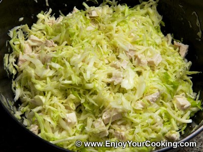 Cabbage and Chicken Salad Recipe: Step 10