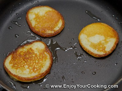 Russian Kefir Pancakes (Oladi) Recipe: Step 8