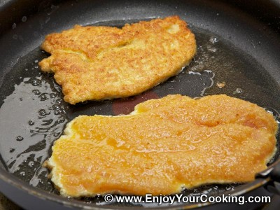 Chicken Schnitzels (Chicken Tenders) Recipe: Step 12