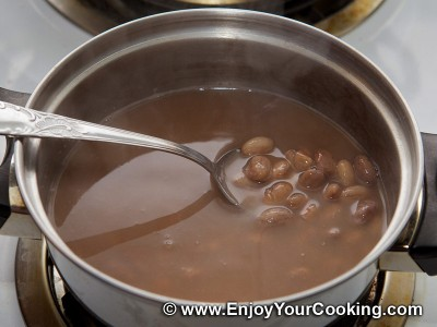 Easier Borscht with Precooked Beets and Beans Recipe: Step 5