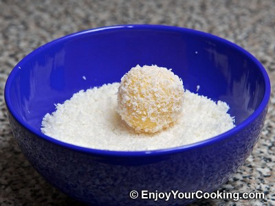 Cheese Balls Appetizer Recipe: Step 7