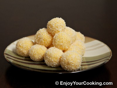 Cheese Balls Appetizer Recipe: Step 8
