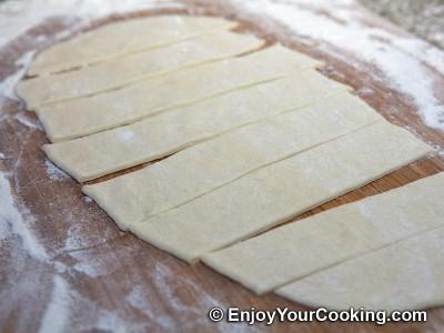 Khrustyky Pastry (Hvorost) Recipe: Step 10