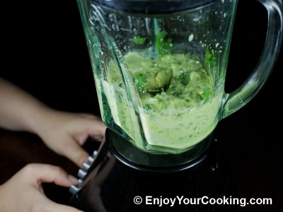 Avocado Salad Dressing Recipe: Step 11