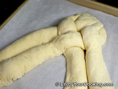 Sweet Braided Bread Recipe: Step 16b
