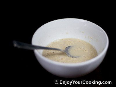 Sweet Braided Bread Recipe: Step 2