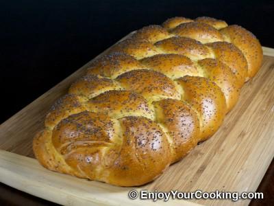 Sweet Braided Bread Recipe: Step 21