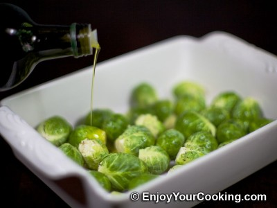 Roast Brussels Sprouts Recipe: Step 4