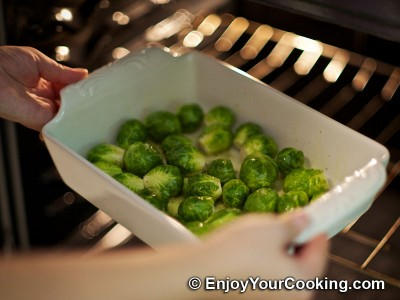 Roast Brussels Sprouts Recipe: Step 5
