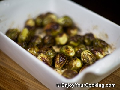 Roast Brussels Sprouts Recipe: Step 6
