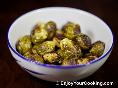 Roast Brussels Sprouts Recipe: Step 7
