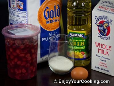 Ukrainian Sour Cherry Dumplings (Varenyky z Vyshniamy) Recipe: Step 1