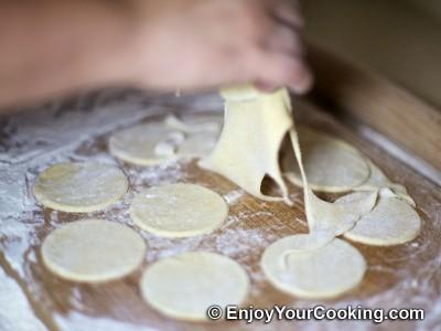 Ukrainian Sour Cherry Dumplings (Varenyky z Vyshniamy) Recipe: Step 6