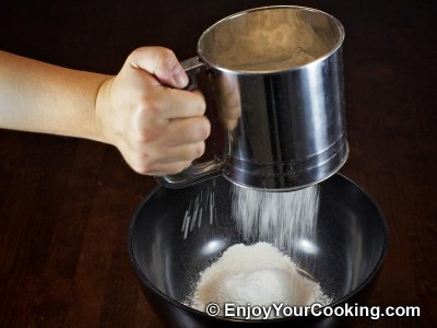 How to Make Unsweetened Yeast Dough: Step 4