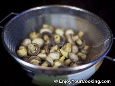 Homemade Pickled Mushrooms Recipe: Step 6