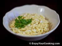 Celery Root Salad with Apples and Eggs