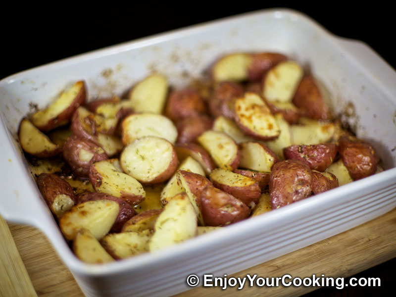 Redskin potato recipes easy